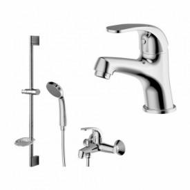 Комплект для ванной комнаты Bravat Fit 3 в 1 F00315C