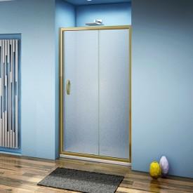 Душевое ограждение JAZZE WTW-110-G-BR GOOD DOOR ДЖ00019