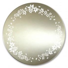 Зеркало Континент Флорис Люкс D65 с подсветкой ЗЛП159