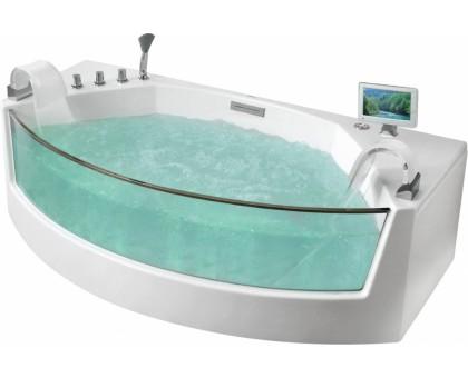 Акриловая ванна Gemy G9079 O