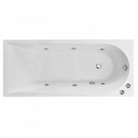 W72W-150-070W1D Spirit ванна гидромассажная EVO 150x70 на каркасе без фронтальной панели