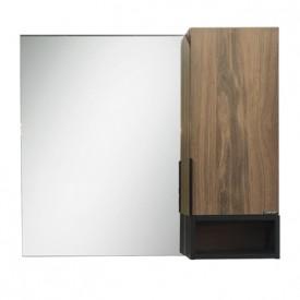 Зеркало-шкаф Comforty Штутгарт-90 00004151038