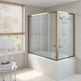 Душевая шторка на ванную Z2V+ZVF 180*75 05 R03 VegasGlass