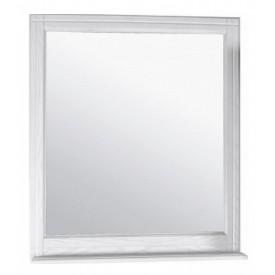 Зеркало ASB Берта-85 массив ясеня 10121-WHITE Цвет белый