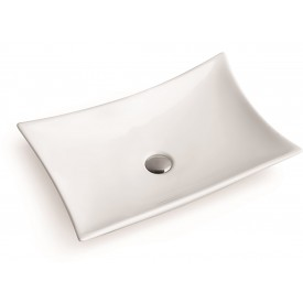 Раковина керамическая накладная SantiLine SL-1062