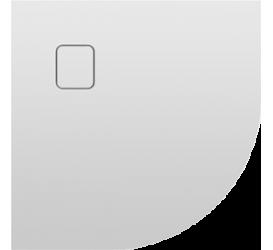 Акриловый душевой поддон Riho 451 90x90 белый R55 + сифон DC980050000000S Riho