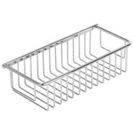 BASKET Решетка прямоугольная 13,5х30,5хh8 см., хром