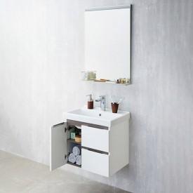Комплект мебели для ванной комнаты AQUATON 1A222101NRC80-К