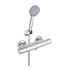 Смеситель в ванную настенный Thermo-12/K Rubineta H20L08