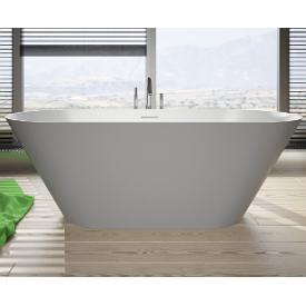 Овальная ванна из искусственного камня Riho Barcelona 170х70 белая BS0500500000000