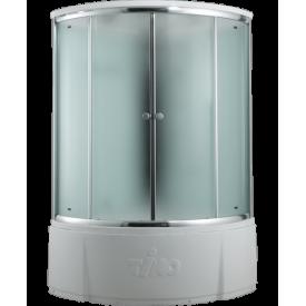 Timo Comfort Т-8825 Fabric Glass душевая кабина 120x120x220