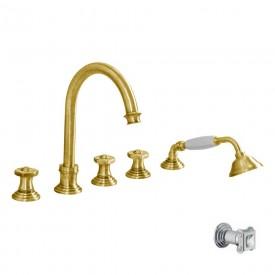 Смеситель для ванны Cezares APHRODITE-BVD-03/24-Sw
