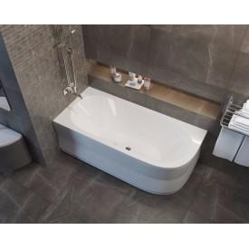 Акриловая ванна ALPEN Astra 165х80 L 33611