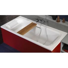 Сиденье для ванны Jacob Delafon ELITE E6D074P6