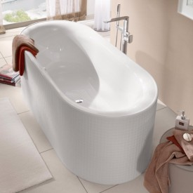 Ванна без гидромассажа Villeroy&Boch BQ175CEU7V-01