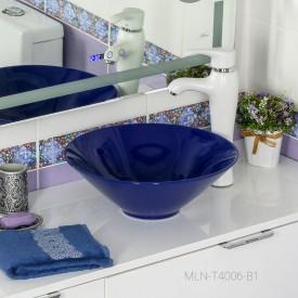 Раковина MELANA MLN-T4006-B1 (синяя)