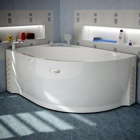 Гидромассажная ванна Мелани Radomir 3-01-1-1-0-310 (левосторонняя)