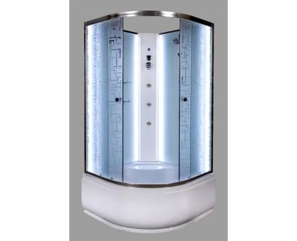 Душевая кабина Deto EM4510 N LED