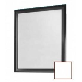 Зеркало VOD-OK Аделина 65 см Белое