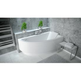 Акриловая ванна BESCO Praktika 140 P WAP-140-NP