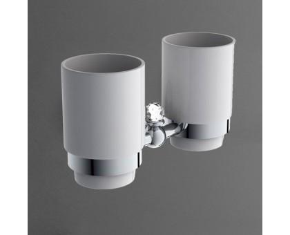 Держатель стакана двойной подвесной ART&MAX AM-2688SJ-Do