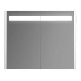 Зеркальный шкаф AM.PM Bliss M55MCX0801WG