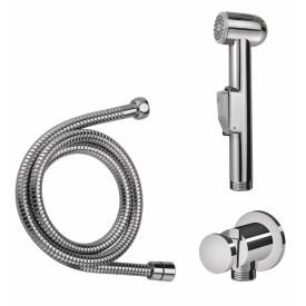 F0202100 Гигиенический набор: шланговое подсоединение с держателем гиг.душ душевой шланг