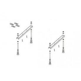 Ножки для душевого поддона Riho 411, 423 - 8 опор POOTSET67