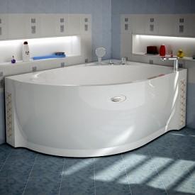 Гидромассажная ванна Мелани Radomir 3-01-1-2-0-310 (правосторонняя)