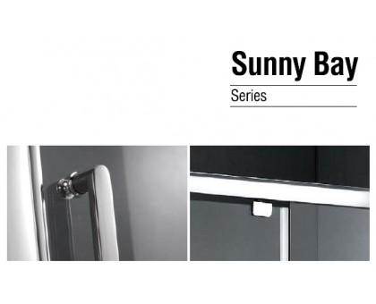 Душевой уголок Gemy Sunny Bay S28191B-A75
