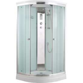 Timo Comfort T-8809 Clean Glass душевая кабина 90x90x220