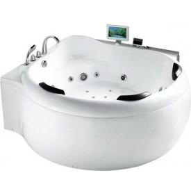 Акриловая ванна Gemy G9088 O