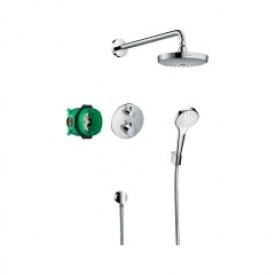 Набор смесителей Hansgrohe Croma Select S 27295000