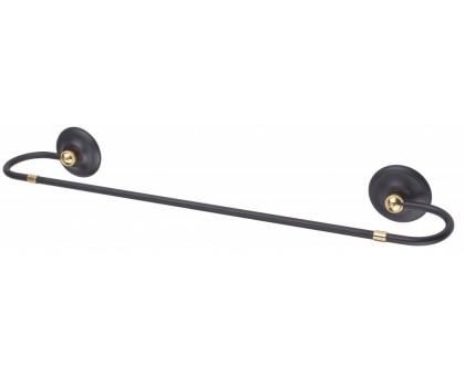 Полотенцедержатель ART&MAX AM-2150-Nero/Do-Ant