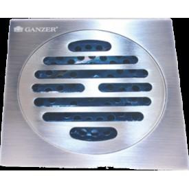 Душевой трап латунный Ganzer T002D