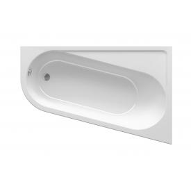 Акриловая ванна Ravak CHROME CA41000000 105 R белая