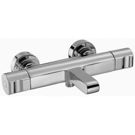 Термостатический настенный смеситель для ванны/душа Jacob Delafon E10870-CP