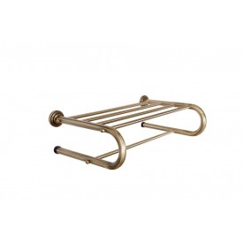 Полка для полотенец(металл) Boheme Medici 10627