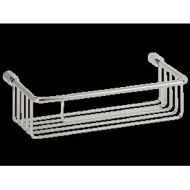 BASKET Решетка прямоугольная 22,5х11,6хh6 см., хром