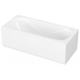 Акриловая ванна Cezares AMALFI-180-80-45