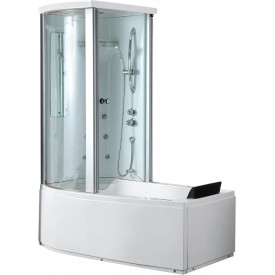 Ванна дизайнерский Gemy 170х85 G8040 C L