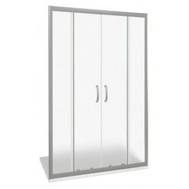 Душевое ограждение INFINITY WTW-TD-170-G-CH GOOD DOOR ИН00038