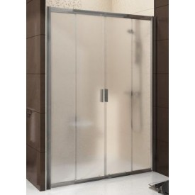 Душевая дверь Ravak Blix 0YVJ0C00Z1 130 блестящий прозрачный