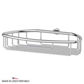 Полочка-решетка - компонент для штанги (хром) FBS UNI 055 22 см