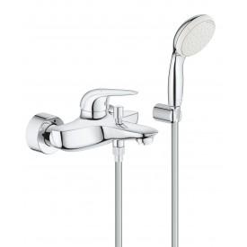 Смеситель Grohe для ванны с душевым набором 2372930A