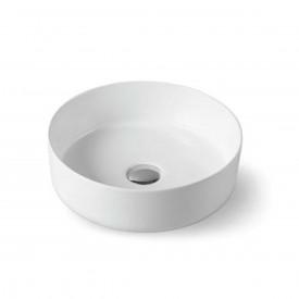 Раковина керамическая Vincea VBS-131 накладная белая
