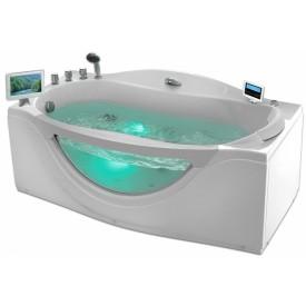 Акриловая ванна Gemy G9072 O L