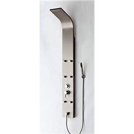 Душевая панель BYON V0000229 1650х200 нержавеющая сталь