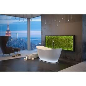 Каменная ванна Besco  WMD-160-V