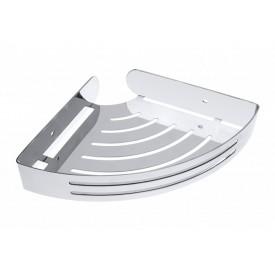 Угловая полочка для мыла - мыльница Bemeta 102308061